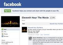 Eleventh Hour Movie Facebook Link